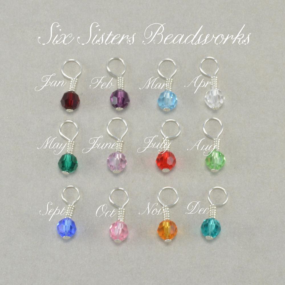 Six Sisters Beadworks Timeless White Pearl Baby Bracelet