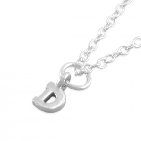 Daniella Initial Letter Necklace