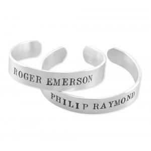 Boys Cuff Bangle Bracelet