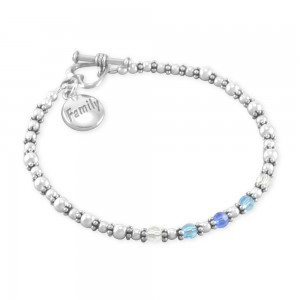Nancy Family Birthstone Bracelet