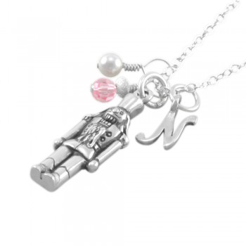 Niska Nutcracker Necklace