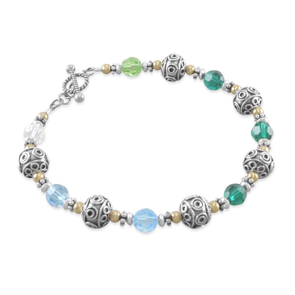 Six Sisters Beadworks Mothers Bracelets Birthstone