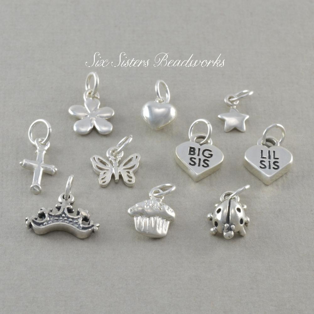 Six Sisters Beadworks Little Girls Cuff Bangle Bracelet